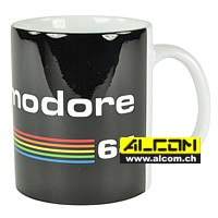 Tasse: Commodore 64