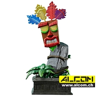 Figur: Crash Bandicoot - Aku Aku Maske (40 cm) First4Figures