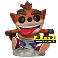 Figur: Funko POP! Crash Bandicoot - Crash (9 cm)