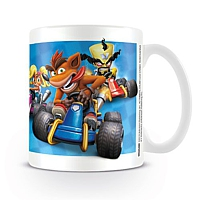 Tasse: Crash Team Racing