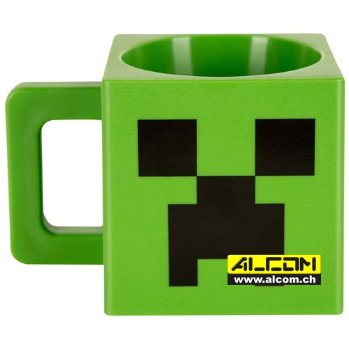 Tasse: Minecraft - Creeper