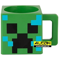 Tasse: Minecraft - Creeper Electrified