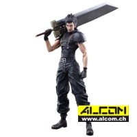 Figur: Final Fantasy 7 - Zack (27 cm) Square Enix