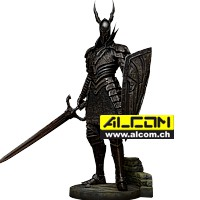 Figur: Dark Souls - Kurokishi The Black Knight (41 cm) Gecco
