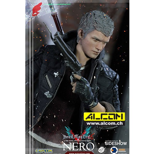 Figur: Devil May Cry 5 - Nero (31 cm) Asmus Collectible Toys