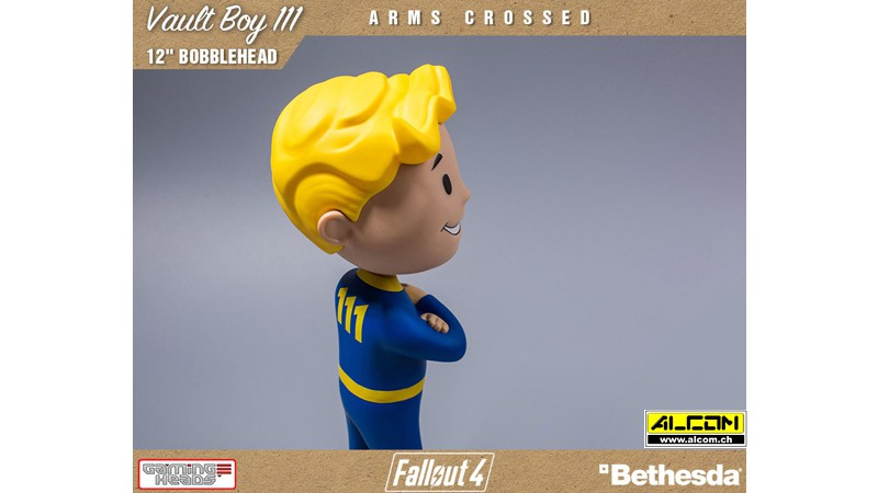 Wackelkopf: Fallout 4 - Vault Boy 111 Arms Crossed (30 cm) Gaming Heads