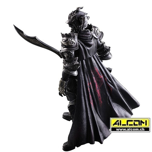 Figur: Final Fantasy 12 - Gabranth (28 cm) - Play Arts Kai