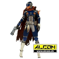 Figur: Destiny - Hunter (31 cm) ThreeA Toys