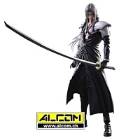 Figur: Final Fantasy 7 - Advent Children - Sephiroth (26 cm) Play Arts Kai
