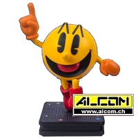 Figur: Pac-Man (43 cm) First 4 Figures