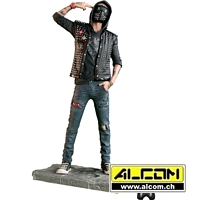 Figur: Watch Dogs 2 - Wrench (24 cm) - UBICollectibles