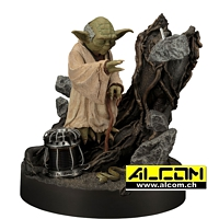 Figur: Star Wars - Yoda/The Empire Strikes Back (18 cm) - Kotobukiya