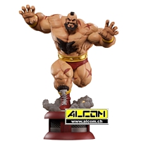 Figur: Street Fighter V - Zangief (69 cm) - Pop Culture Shock