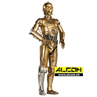 Figur: Star Wars - C-3PO (30 cm) Sidwshow Collectibles