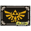 Fussmatte: The Legend of Zelda - Triforce (40 x 60 cm)