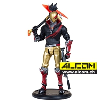 Figur: Fortnite - Red Strike Day & Date (18 cm)