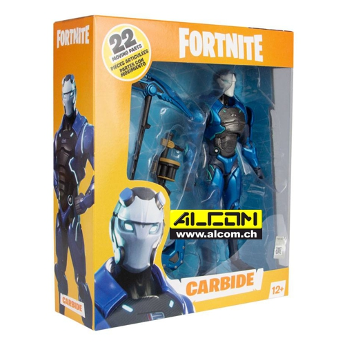 Figur: Fortnite - Carbide (18 cm)
