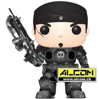 Figur: Funko POP! Gears of War - Marcus Fenix (9 cm)