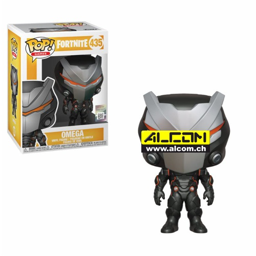 Figur: Funko POP! Fortnite - Omega (9 cm)