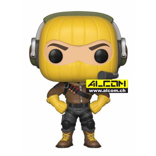 Figur: Funko POP! Fortnite - Raptor (9 cm)