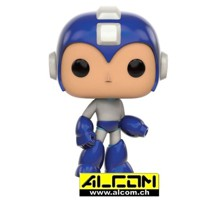 Figur: Funko POP! Mega Man - Ice Slasher (9 cm)