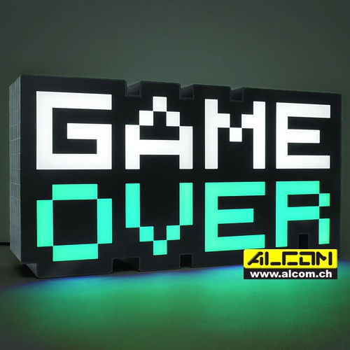 Lampe: Game Over 8-Bit