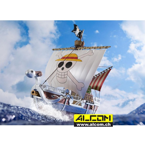 Figur: One Piece - Going Merry 20th Memorial Edition (28 cm)