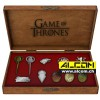 Ansteck-Pins: Game of Thrones 10er-Pack - Icons