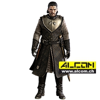 Figur: Game of Thrones - Jon Snow Season 8 (29 cm) ThreeZero