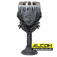 Kelch: Game of Thrones - Stark (18 cm)