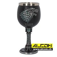 Kelch: Game of Thrones - Winter is Coming (18 cm)