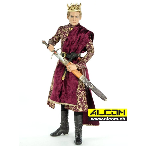 Figur: Game of Thrones - King Joffrey Baratheon (29 cm) Deluxe Version