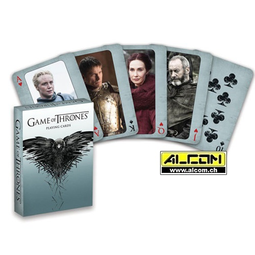 Spielkarten: Game of Thrones - 2nd Edition