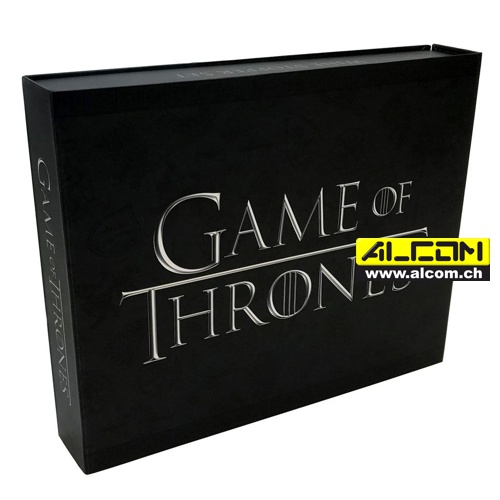 Flaschenstöpsel: Game of Thrones - House Sigil, 6er-Pack
