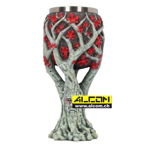 Kelch: Game of Thrones - Weirwood Tree (18 cm)