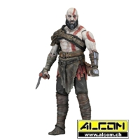 Figur: God of War 2018 - Kratos (45 cm) NECA