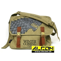 Umhängetasche: Game of Thrones - Stark: Winter is Coming