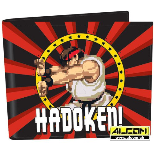 Geldbeutel: Street Fighter - Hadoken