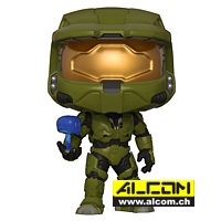 Figur: Funko POP! Halo - Master Chief with Cortana (9 cm)