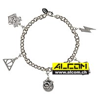 Armkette: Harry Potter - Symbols
