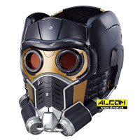 Helm: Marvel Legends Star-Lord, elektronisch, Format 1:1 aus PVC