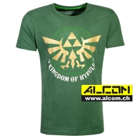 T-Shirt: The Legend of Zelda - Golden Hyrule