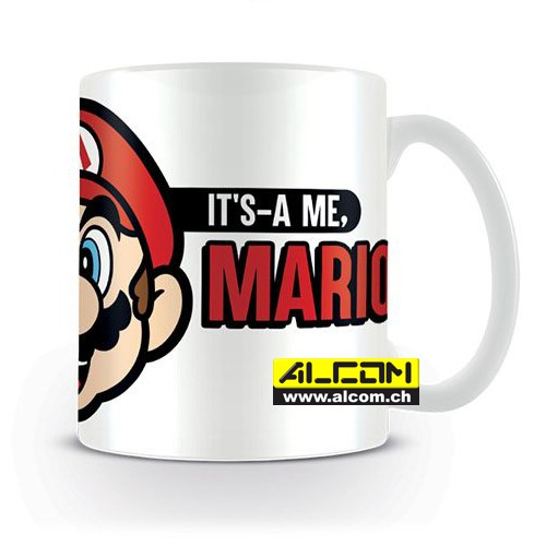 Tasse: Super Mario - Its A Me Mario
