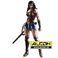 Figur: Wonder Woman (25 cm) Square Enix
