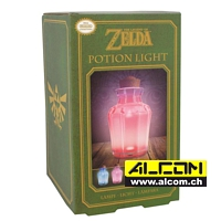 Lampe: The Legend of Zelda - Potion Jar
