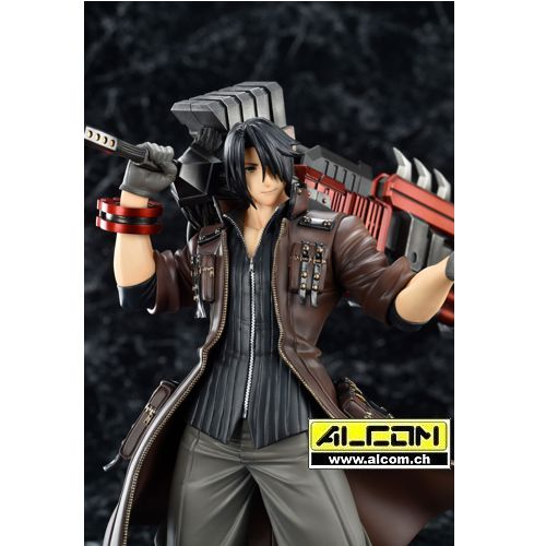 Figur: God Eater - Lindow Amamiya (23 cm) Broccoli
