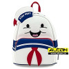 Rucksack: Ghostbusters by Loungefly - Stay Puft Marshmallow Man