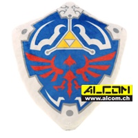 Schild: The Legend of Zelda - Hylian Shield Plüsch (40 cm)