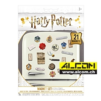 Magnete-Set: Harry Potter - Wizardry (21 Magnete)