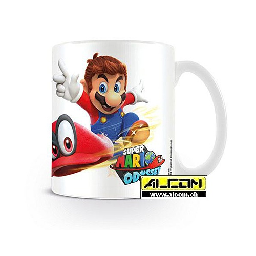 Tasse: Super Mario Odyssey - Cappy Throw